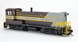 Bowser HO DS 4-4-1000 Canadian Pacific w/Block Lettering #7067   #1-24785