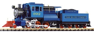 Piko G Scale 38241 Camelback Blue Comet Steam Locomotive (G-Scale)