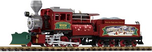 Piko G Scale 38246 Camelback Christmas Steam Locomotive (G-Scale)