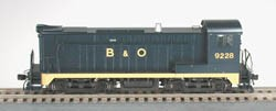 Bowser BALDWIN DS4-4-1000 B&O (MID 60'S)   #691-4824