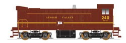 Bowser HO Baldwin S-12 Lehigh Valley Tuscan #230   #691-4941