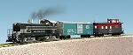 USA Trains G Scale R72304 NEW YORK CENTRAL NW-2 SET