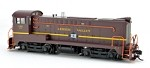 Bowser HO DS 4-4-1000 Lehigh Valley Tuscan #140   #1-24789