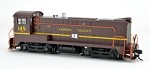 Bowser HO DS 4-4-1000 Lehigh Valley Tuscan #145   #1-24790