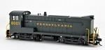 Bowser HO DS 4-4-1000 PRR Brunswick Green Mid #8001   #1-24801