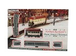 BACHMANN On30 25100 Norman Rockwell's Main Street Christmas (Battery Operated)