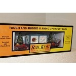 MTH RailKing O Scale Gondola with Covers Bethlehem Steel