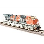 Broadway Limited 3743 GE AC6000, BHP Iron Ore #6073, Bubbles Scheme