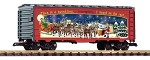 Piko G Scale 38884 Christmas Boxcar 2018 (G-Scale)