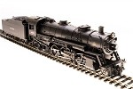 Broadway Limited 5566 USRA Light Mikado, Alton #4390, Paragon3 Sound/DC/DCC, HO