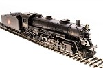 Broadway Limited 5568 USRA Light Mikado, Canadian National #3726, Paragon3 Sound/DC/DCC, HO
