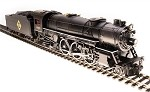 Broadway Limited 5594 USRA Heavy Pacific 4-6-2, Erie #2915, Paragon3 Sound/DC/DCC, HO