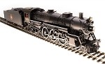 Broadway Limited 5604 Light Pacific 4-6-2, Candian National #5297, Paragon3 Sound/DC/DCC, HO
