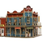 Banta Modelworks O Scale Silver Bull Saloon Building Kit