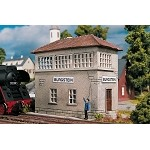Piko HO Scale 61822 Hobby Line Burgstein Switch Tower Building Kit (HO-Scale)