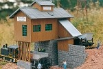 Piko G Scale 62009/10/11 Complete Gravel Works, Building Kits (G-Scale) 3 Pc Set