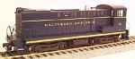 Bowser HO Baldwin S-12 B&O #385 (AS DELIVERED)   #691-4904