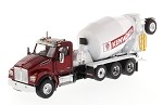 Die Cast Masters 71062 Kenworth T880 SBFA with McNeilus Bridgemaster Concrete Mixer 1:50 SCALE