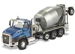 Die Cast Masters 85664 Caterpillar CT660 with McNeilus Concrete Mixer - Transport Series 1:50 SCALE