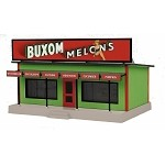 MTH Trains 30-90620 RailKing Road Side Stand Buxom Melons