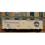 Ready Made Trains 96462 O Scale United States Air Force Boxcar