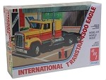 AMT Models 629 1/25 International Transtar 4300 Eagle Plastic Model Kit