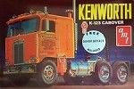 AMT Models 687 1/25 Kenworth K123 Cabover Plastic Model Kit