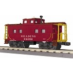 MTH Trains 30-77354 O Scale Steel Caboose Reading #94056