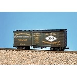 USA Trains G Scale R19039 LIMA LOCO CO.#786 - GREEN/BLCK