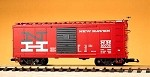 USA TRAINS G SCALE R19053A        NEW HAVEN #30775 SBC - RED/BLACK