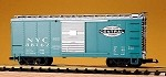 USA TRAINS G SCALE R19054C        NEW YORK CENTRAL #88170 STEEL SIDED BOXCAR