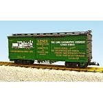 USA Trains G Scale R19091 LIMA LOCO WORKS/HEISLER-GRE/BL