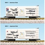 USA Trains G SCALE Military Legacy Series R19126 WWII