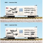 USA Trains G SCALE Military Legacy Series R19127 WWII