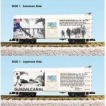 USA Trains G SCALE Military Legacy Series R19128 WWII