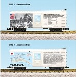 USA Trains G SCALE Military Legacy Series R19129 WWII