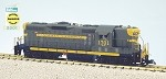 USA TRAINS - R22128- Canadian National - Green/Yellow