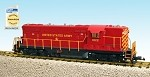 USA TRAINS -R22131-United States Army - Red