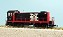USA Trains G Scale S-4 Locomotive R22565 New Haven - Black