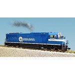 USA Trains G Scale R22608 CONRAIL SD70 MAC - BLUE/WHITE