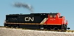 USA Trains G Scale CANADIAN NATIONAL SD70 MAC
