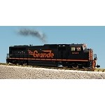 USA Trains G Scale R22613 D&RGW SD70 MAC - BLACK