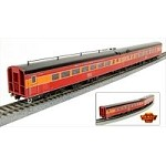 BROADWAY LIMITED HO BWL682 Articulated Chair Southern Pacific Passenger Cars 2473,2474